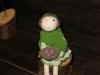 秋に遊ぶ人形たち 山のすみこ人形展